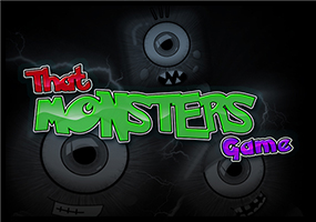 More info and images about the That Monster Game on http://on.be.net/Ze1C8V